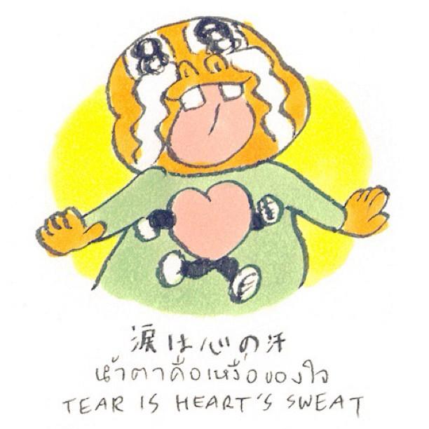 【人気爆発】日本とタイのハイブリッドゆるキャラ「マムアンちゃん」が超可愛い!!