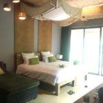サムットソンクラーム県のエコシステム導入ホテル【asita eco resort】